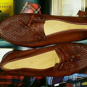 SANDRO MOSCOLINI SUMMER LOAFERS